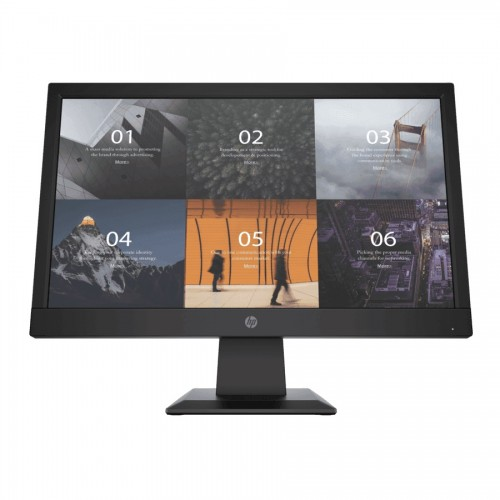 "HP P19V G4 18.5"" HD Monitor"